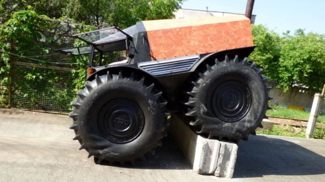 Sherp Atv Price >> Sherp ATV specs and price